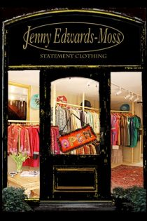 Jenny Edwards-Moss Shop in Stow-on-the-Wold. Gloucestershire.